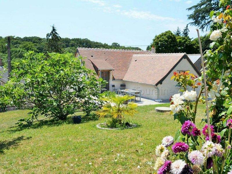 Grange typique tourangelle du 17-ieme  siècle 120 mètres carrés habitables, holiday rental in La Membrolle-sur-Choisille
