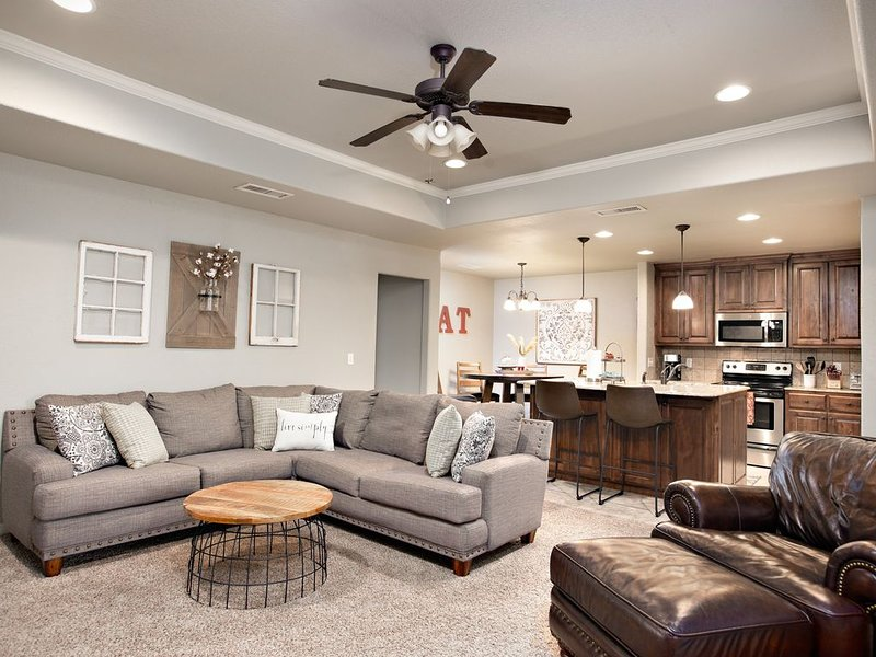 Clean & Quiet Barstow Retreat, holiday rental in Amarillo