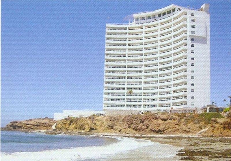 Luxury 2 Bedroom Beachfront Condo at Las Palmas Condominiums., holiday rental in Playas de Rosarito