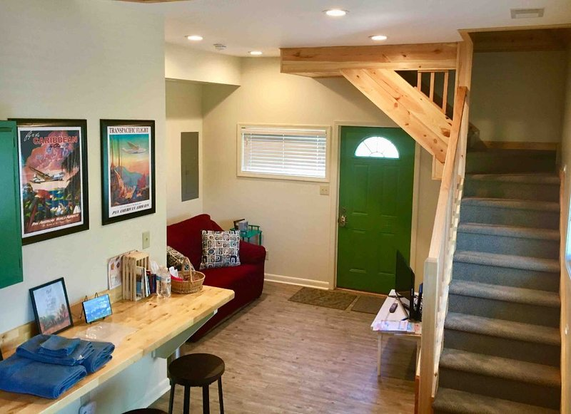 The Traveler's Loft in Wilmore, KY provides a memorable guest experience., location de vacances à Lawrenceburg