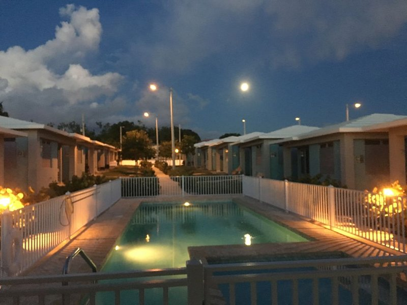 Boquerón Sea Beach Villa #19 Free parking full A/C, holiday rental in Guanica