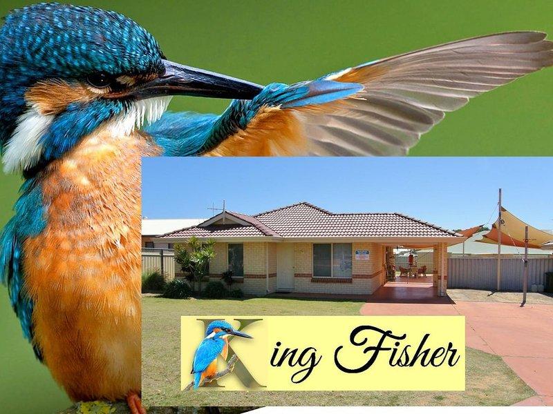 King Fisher - Kalbarri, WA, vacation rental in Kalbarri