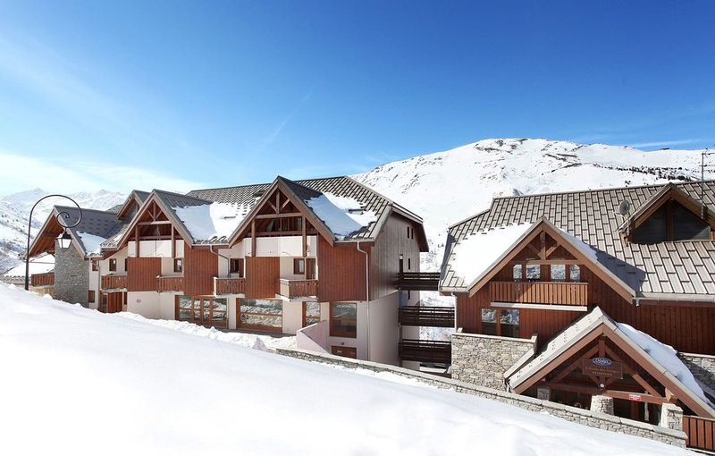 Super endroit ! Appartement abordable et cosy, à 200m des pistes !, holiday rental in Valmeinier