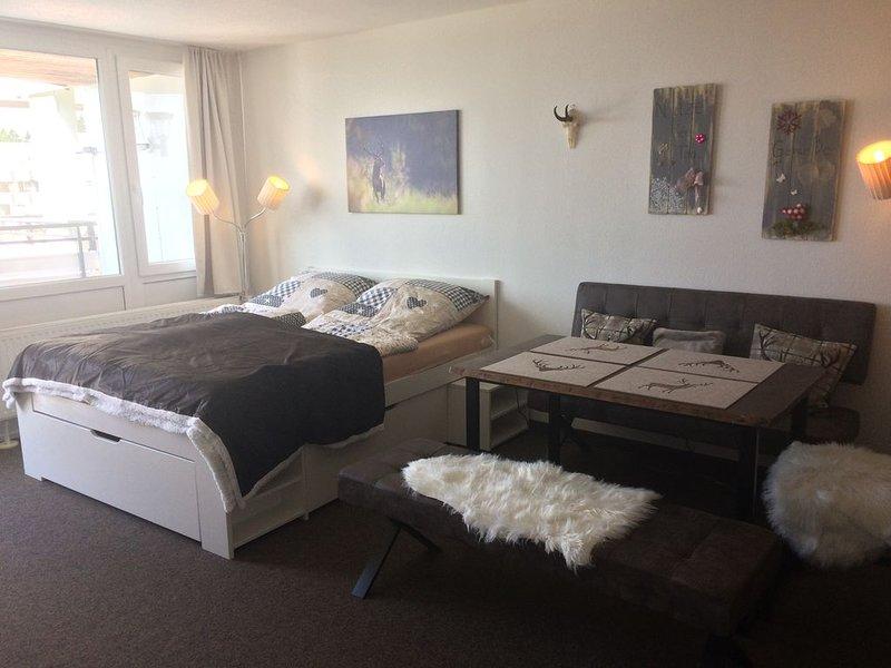 Gemütliches Appartement für Ihren Urlaub im Bayerischen Wald, vacation rental in Bogen