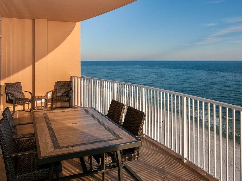 Beachfront Condo Large 3Bdr/3Ba, Great Views, Rates, Amenities, alquiler de vacaciones en Gulf Shores