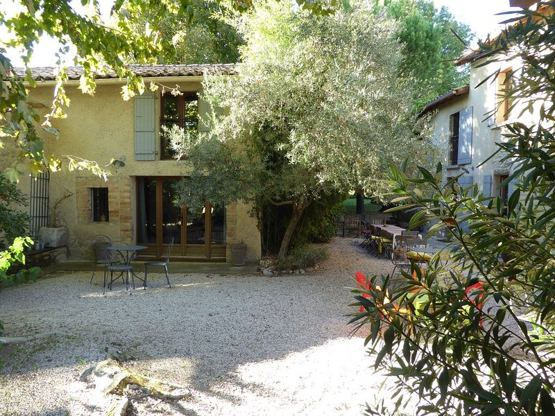 Gîte en campagne de Chabeuil, vacation rental in Chabeuil
