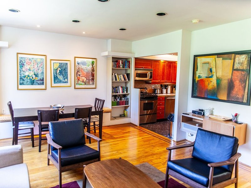Great Place to Stay in Park Slope, holiday rental in Brooklyn