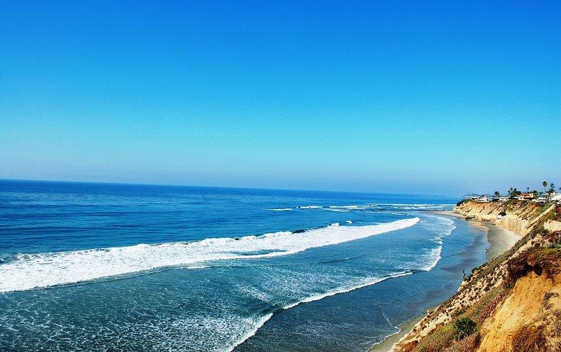 Seascape Oceanfront Condo!  Spectacular View!  Prior VRBO #402873, alquiler de vacaciones en Solana Beach