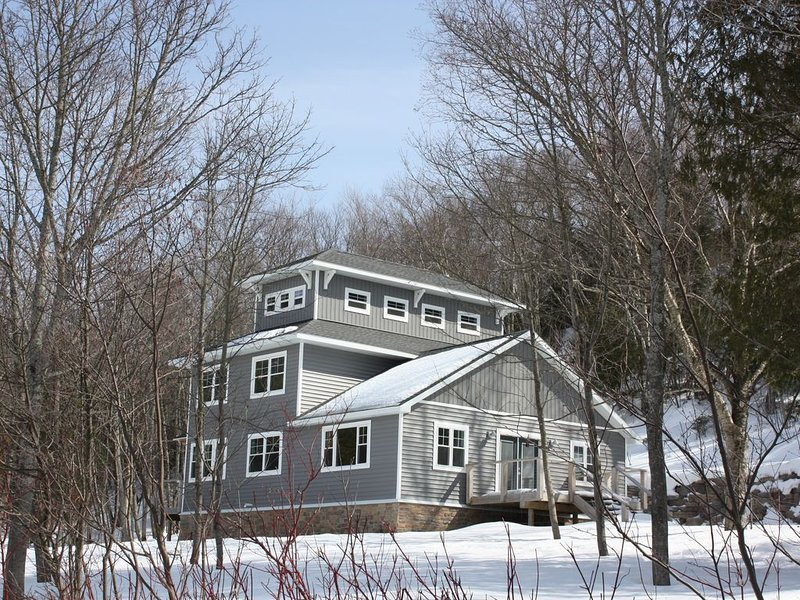 Beautiful Newly Updated 5 Bedroom Home, vacation rental in Burt Lake