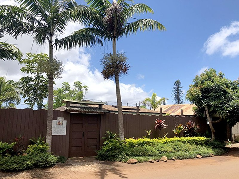 Incredible Feel of Old Hawaii, The Artist's House, holiday rental in Lanai