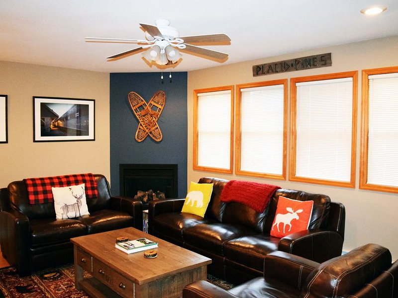 Four bedroom Lake Placid Townhome, vacation rental in Lake Placid