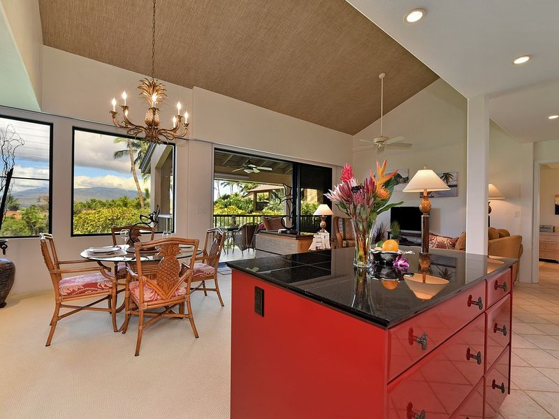 Amazing view, Closest to the beach, Wailea Ekahi, Unit 20i., holiday rental in Wailea