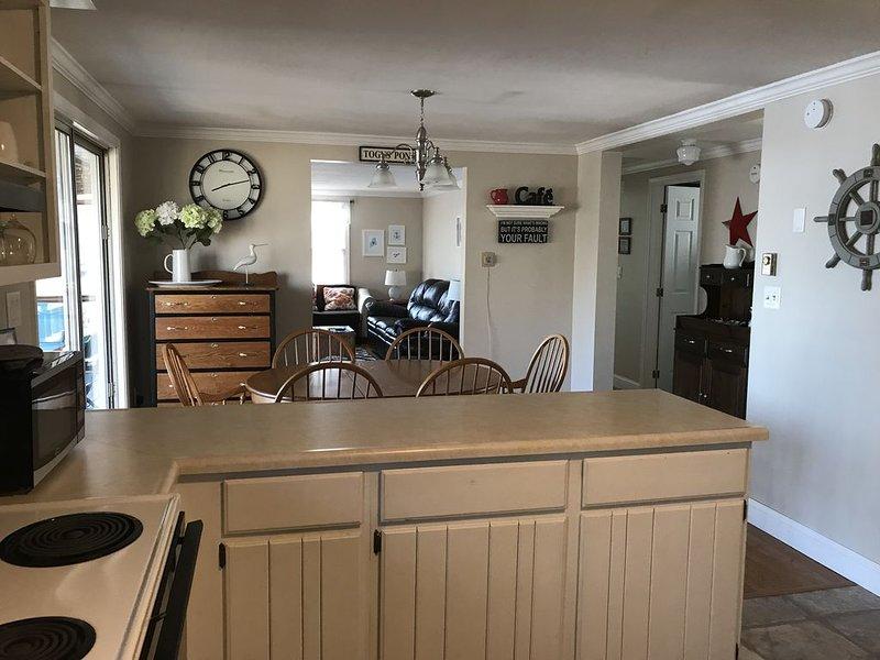 Espace salle à manger hors cuisine