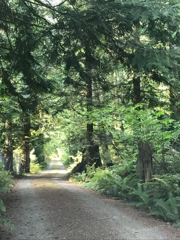 Une longue promenade privée donne le ton à votre sanctuaire. Bienvenue chez Serenity!