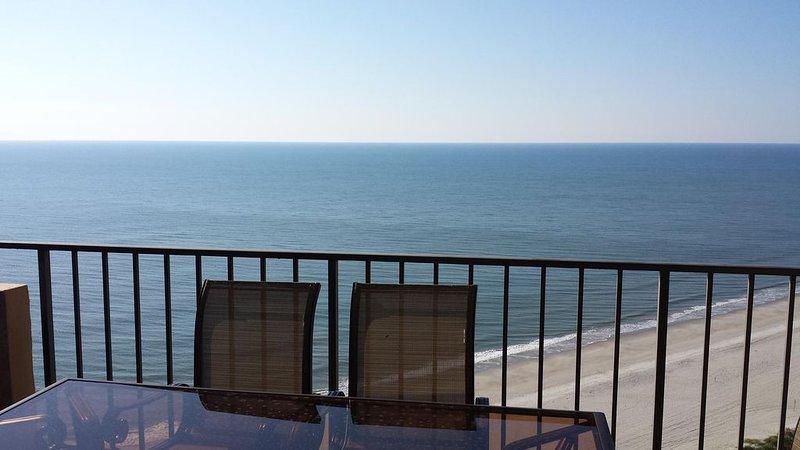 OceanfrontPenthouse24thFlrAmazingViews!ckout video, vacation rental in Myrtle Beach