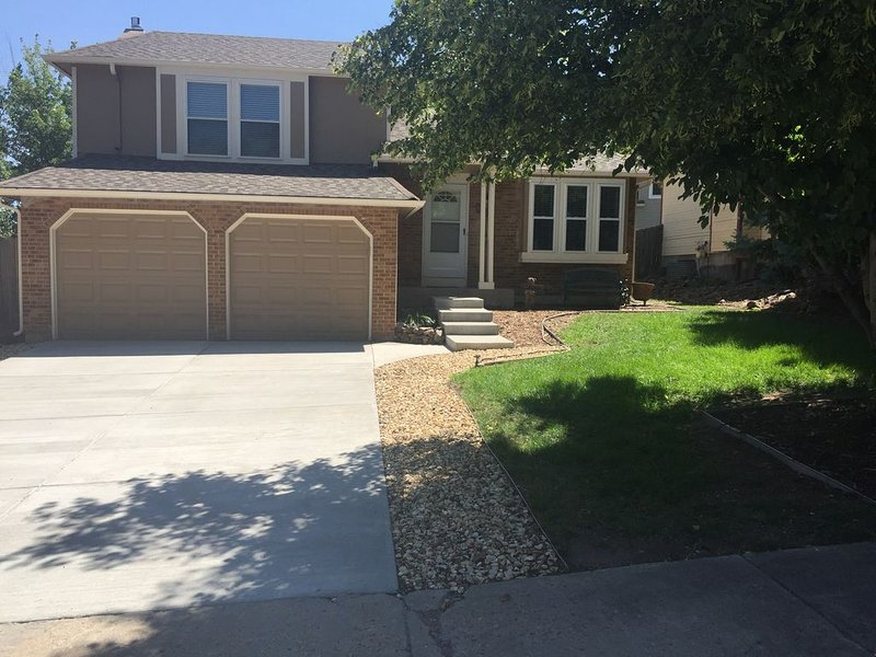 Charming home in Mountain Shadows., vacation rental in Colorado Springs