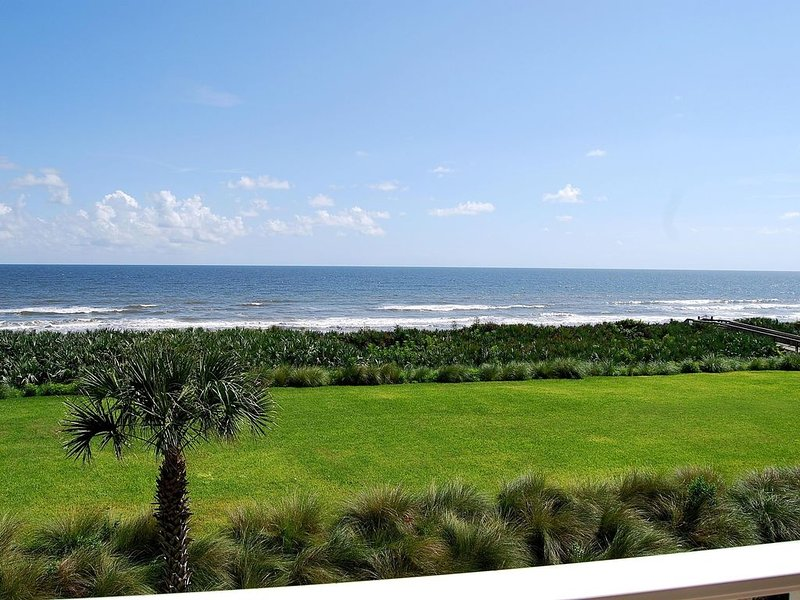 Amazing Beach Front Oasis, 3 Br/3 Ba With Spectacular Views, alquiler de vacaciones en Palm Coast