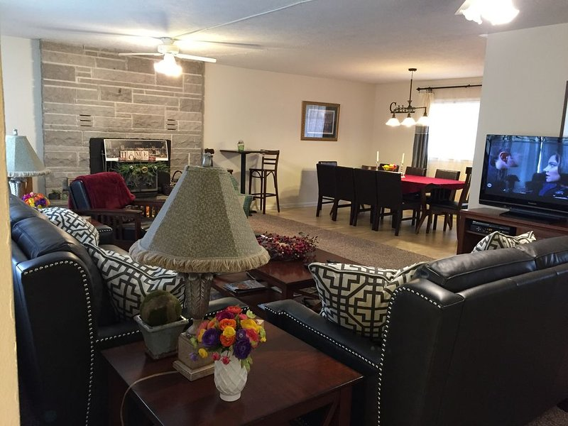 Near Fort Leonard Wood, Bring the Whole Family, holiday rental in Saint Robert