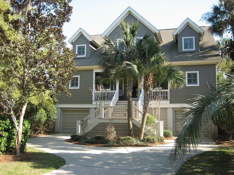 Not your typical rental. Spacious 2nd home with every amenity you could want., vacation rental in Seabrook Island