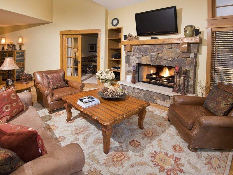 Roomy, Luxurious Ski-In/Ski-Out w/ Views, Hot Tub! Bachelor Gulch, Beaver Creek, location de vacances à Edwards