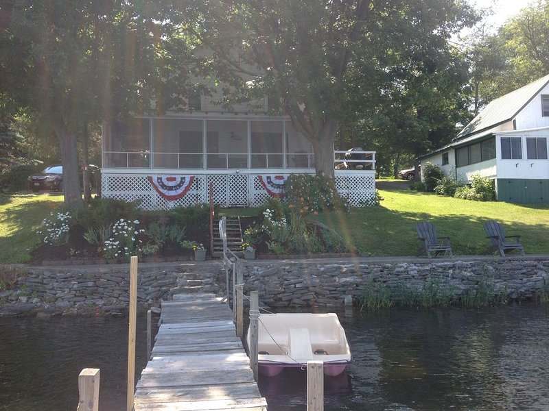 Smith Family Cottage, holiday rental in Sackets Harbor