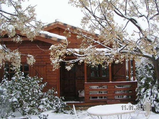 Casa Lomillas para 6 personas, location de vacances à Las Navillas