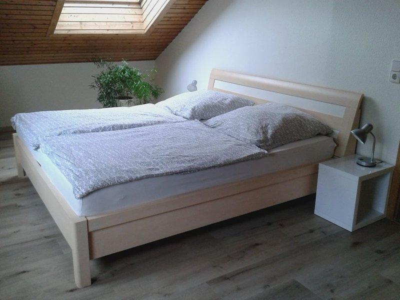 Gemütliche Ferienwohnung  für bis zu 3 Personen, casa vacanza a Bad Urach