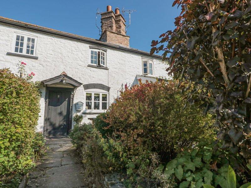 2 High Gardens, EARDISLEY, holiday rental in Staunton on Wye