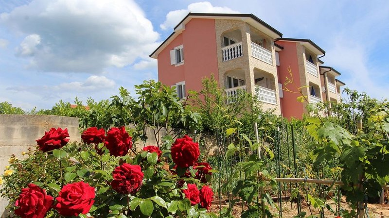 Ferienwohnung mit Klimaanlage, Internetzugang, modern eingerichtet, alquiler vacacional en Sveti Vid-Miholjice