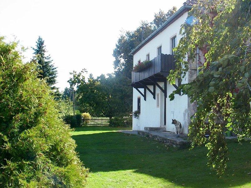 Ferienwohnung mit Billardtisch, vacation rental in Brehov