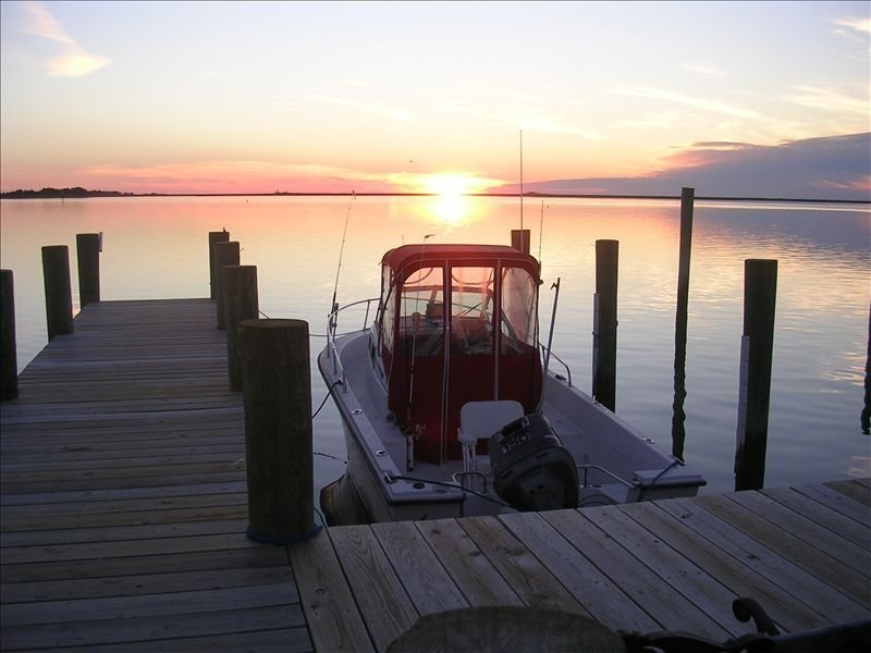 Chesapeake Waterfront with Private Dock in Crisfield, Maryland, holiday rental in Marion Station