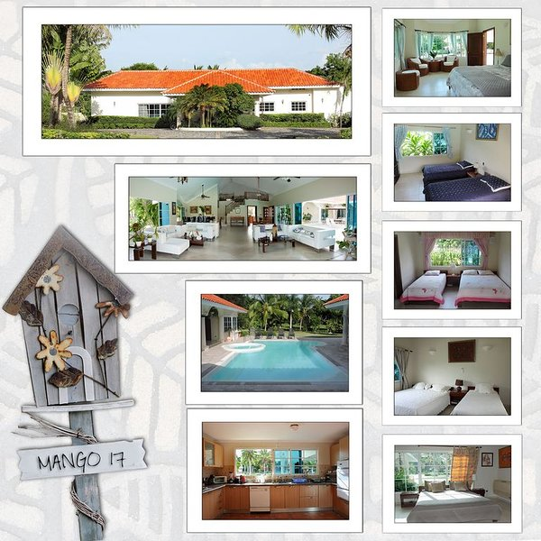 Beautiful New Villa Near the Beach, Ferienwohnung in La Romana Province