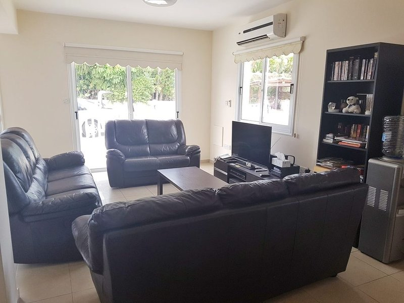 Lounge with recliners