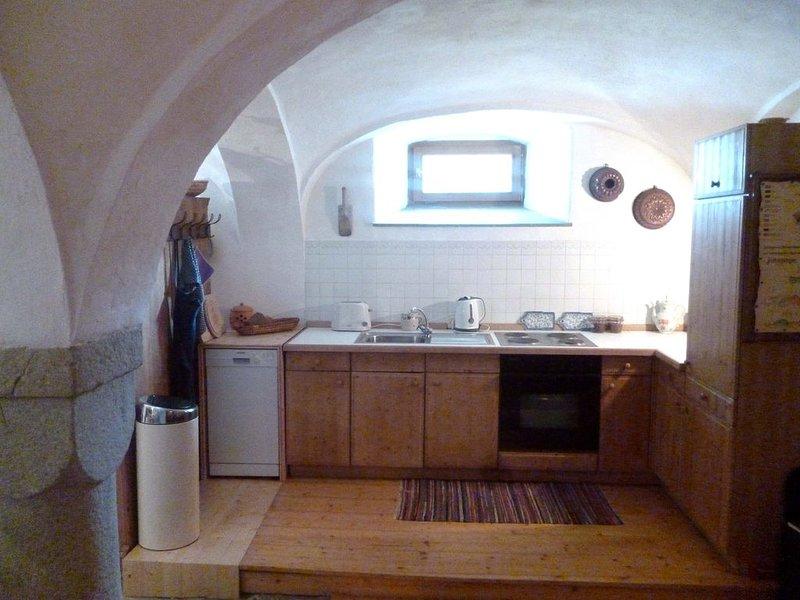 Historisches Bauernhaus in ländlichen Dorf in nordbayerischen Landschaft, vacation rental in Oberkotzau