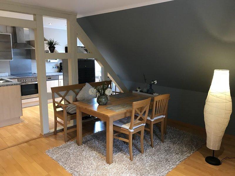 Ferienwohnung Pünderich für 2 - 4 Personen mit 1 Schlafzimmer - Ferienwohnung, holiday rental in Puenderich