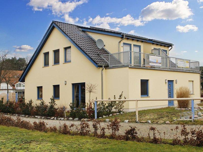 Ferienappartement 250 m bis zur Ostsee & wenige Minuten bis zum Bodden, holiday rental in Neuenkirchen