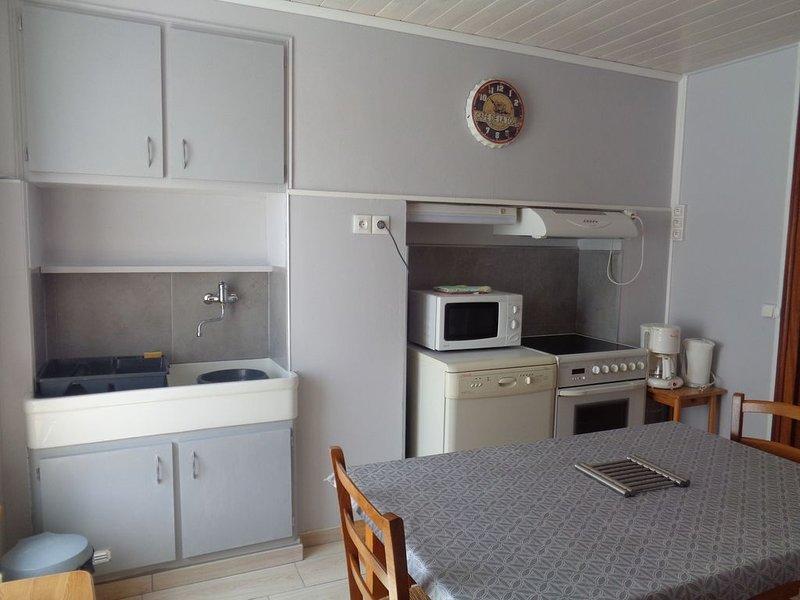 maison de vacances à Saint Vaast la Hougue, holiday rental in Le Vast
