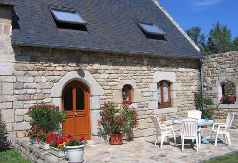 Maison de caractère, mer et campagne   proche  Benodet, location de vacances à Combrit