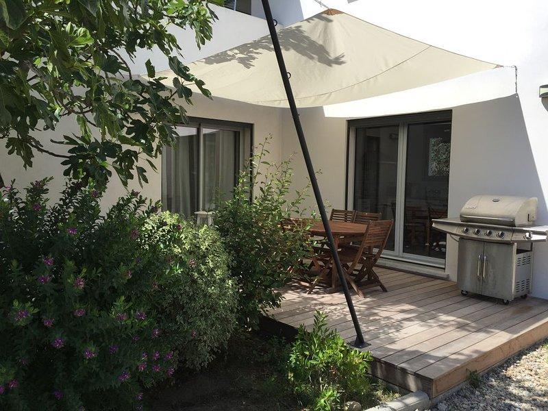Un appartement coquet et au calme dans un quartier résidentiel, aluguéis de temporada em Saint Florent