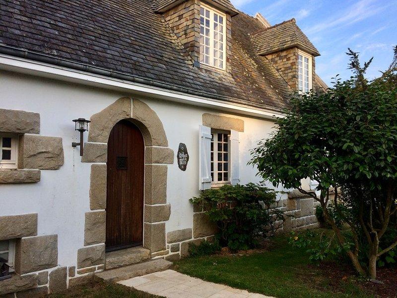 Grande maison de standing proche de la mer à Saint Quay Portrieux, location de vacances à Saint-Quay-Portrieux