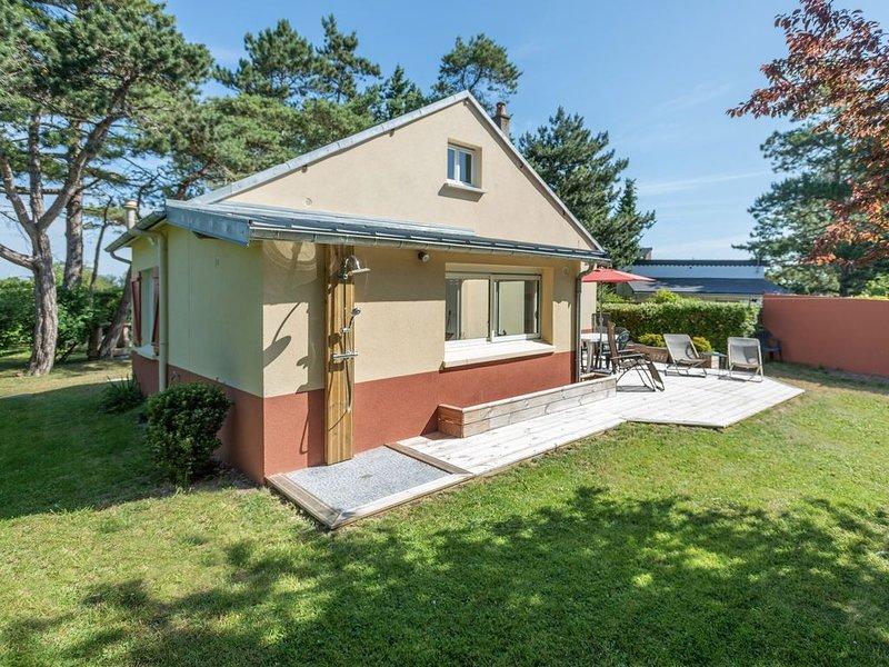 Maison Baie de Somme,jardin 700m2, la Molliere,Cayeux sur mer,1km de la plage, vacation rental in Somme