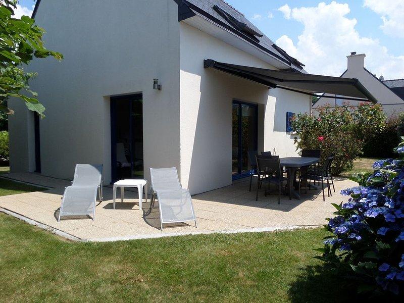 Maison bord de mer, 350 m plage, La Forêt Fouesnant - classement 3 étoiles, casa vacanza a La Foret-Fouesnant