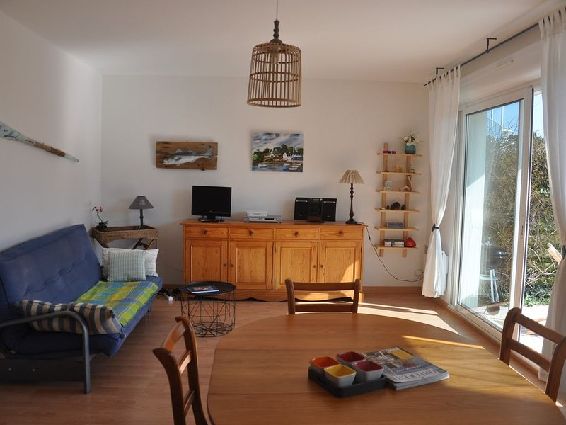 COMBRIT SAINTE MARINE, 200m FROM THE BEACH (Free wifi), holiday rental in Finistere
