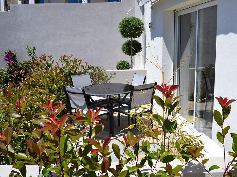 Situé au sud de Bastia  Villa climatisée T3,calme vue mer et montagne, wifi, alquiler vacacional en Biguglia