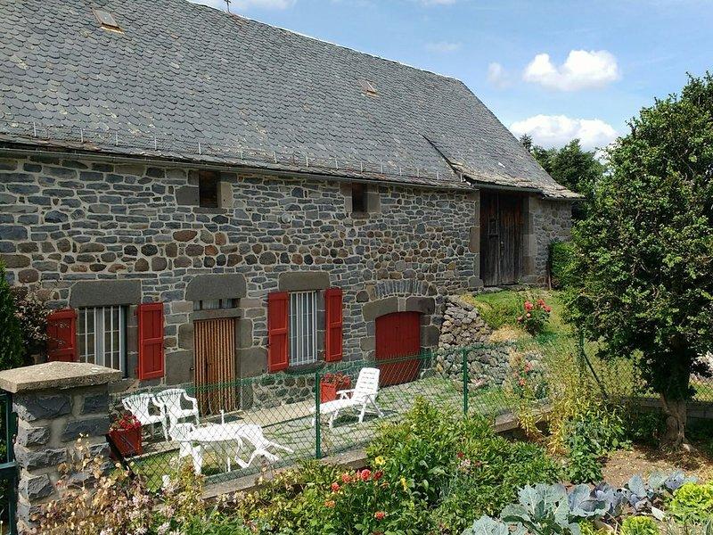RANDO,PECHE AU PIED DU du Puy Mary,dans les Monts du CANTAL, alquiler vacacional en Murat