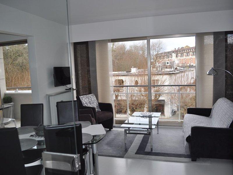 Appartement  au coeur du Touquet, Triangle d'Or., location de vacances à Le Touquet – Paris-Plage