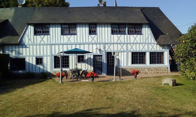 NORMANDIE , DIEPPE, SUPERBE GITE A LUNERAY, PRES DE LA MER, ET DU CENTRE BOURG, vacation rental in Seine-Maritime