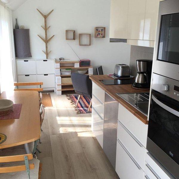 Maisonnette classée 3* à Senlis. Calme et Excellent Confort, location de vacances à Ville de Chantilly