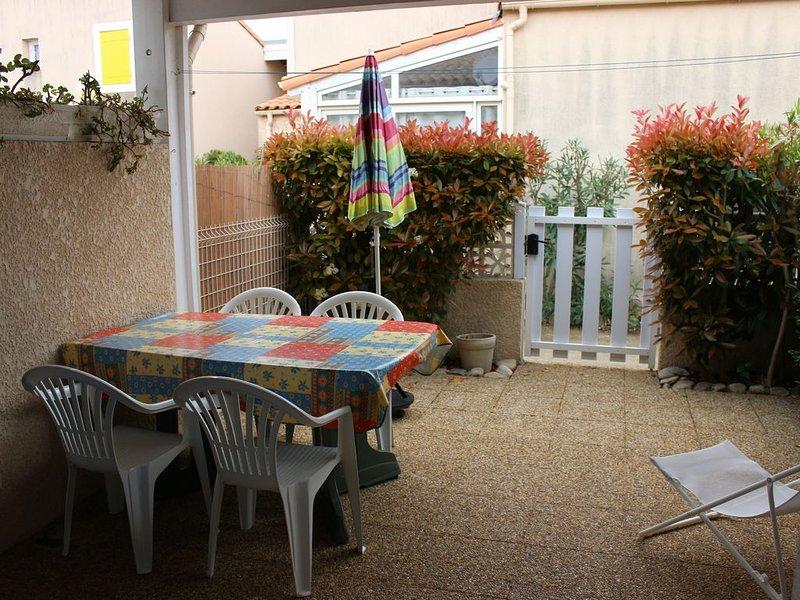 Maison climatisée à Portiragnes Plage, vacation rental in Portiragnes
