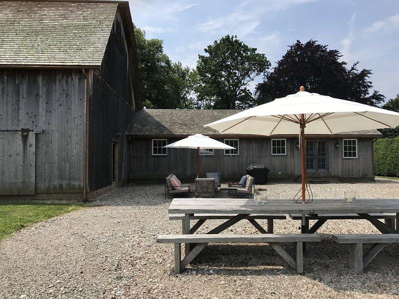 Barn Life in Cutchogue, holiday rental in New Suffolk
